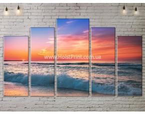 Модульные картины, Море, ART. SEAA777139