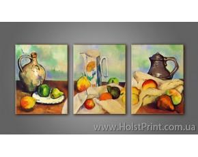 Модульные картины, Натюрморт, ART. KUM772265-3