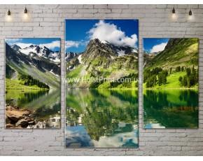 Модульные картины, Пейзажи природы, ART. NATA777003