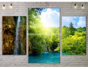 Модульные картины, Пейзажи природы, ART. NATA777005