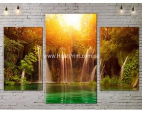 Модульные картины, Пейзажи природы, ART. NATA777007