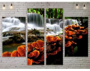Модульные картины, Пейзажи природы, ART. NATA777173