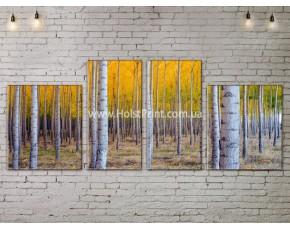 Модульные картины, Пейзажи природы, ART. NATA777189