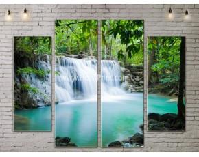 Модульные картины, Пейзажи природы, ART. NATA777193