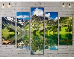 Модульные картины, Пейзажи природы, ART. NATA777331